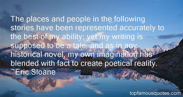 Eric Sloane Quotes