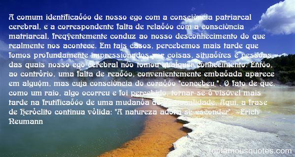 Erich Neumann Quotes
