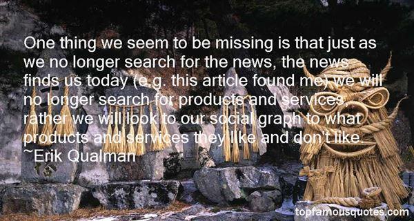 Erik Qualman Quotes
