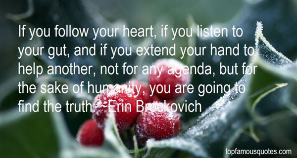 Erin Brockovich Quotes