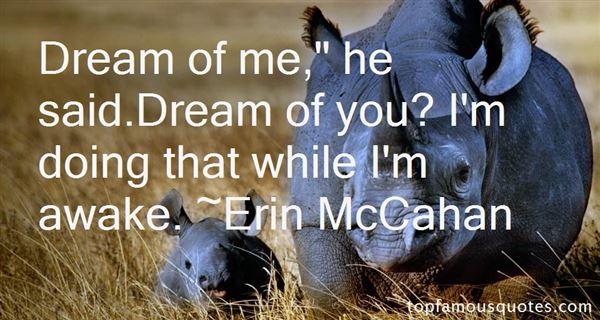 Erin McCahan Quotes