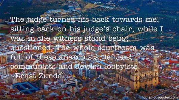 Ernst Zundel Quotes