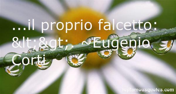 Eugenio Corti Quotes