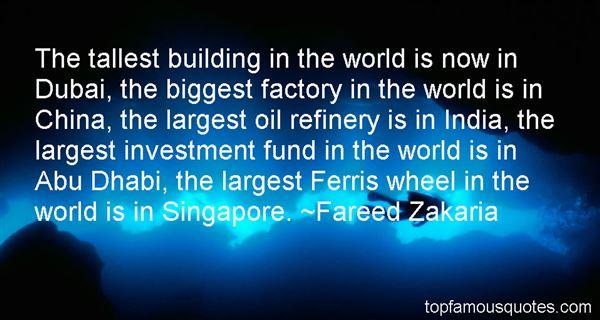 Fareed Zakaria Quotes