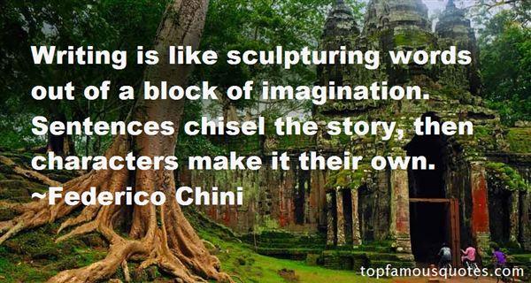 Federico Chini Quotes