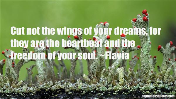 Flavia Quotes