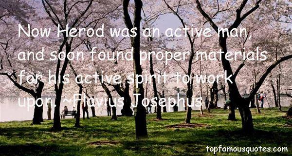 Flavius Josephus Quotes