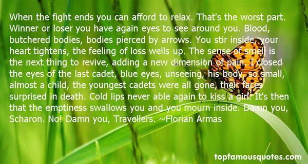 Florian Armas Quotes
