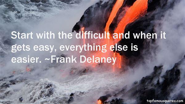 Frank Delaney Quotes