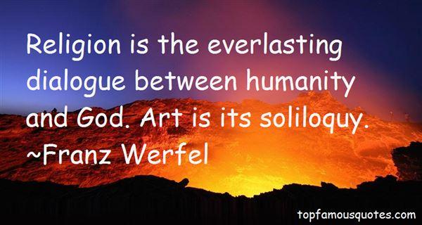 Franz Werfel Quotes