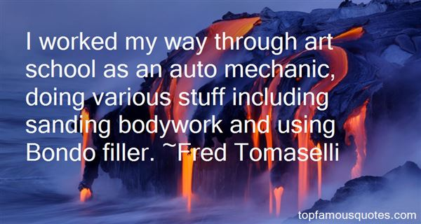 Fred Tomaselli Quotes