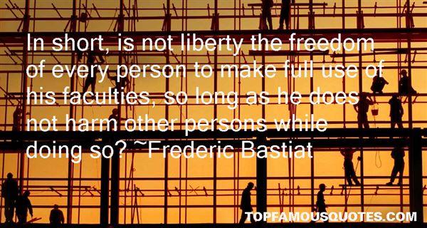 Frédéric Bastiat Quotes