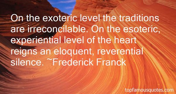 Frederick Franck Quotes