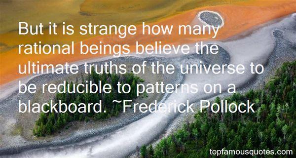 Frederick Pollock Quotes