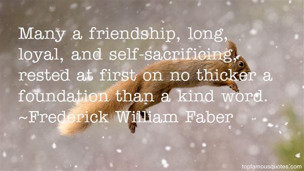 Frederick William Faber Quotes