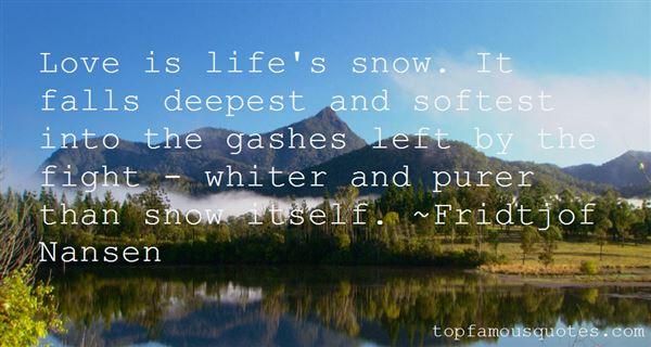 Fridtjof Nansen Quotes
