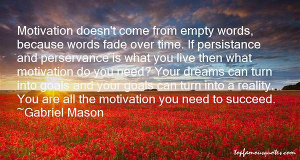 Gabriel Mason Quotes