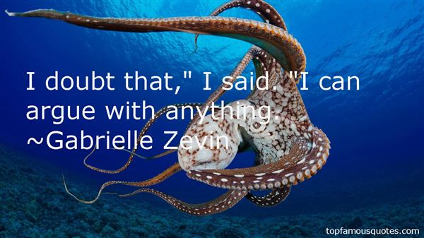 Gabrielle Zevin Quotes