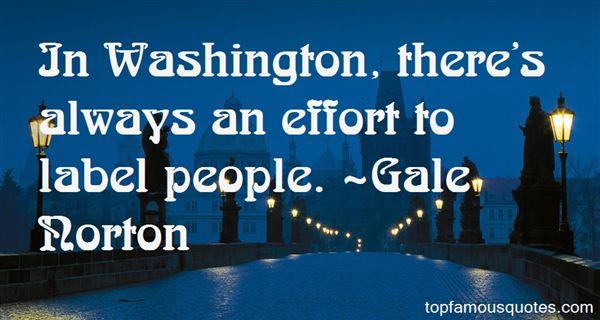 Gale Norton Quotes