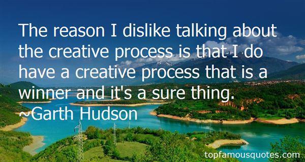 Garth Hudson Quotes