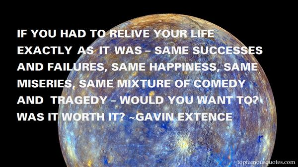 Gavin Extence Quotes