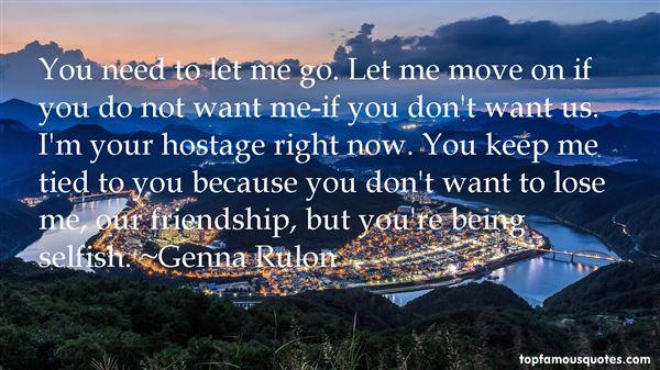 Genna Rulon Quotes