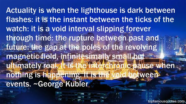 George Kubler Quotes