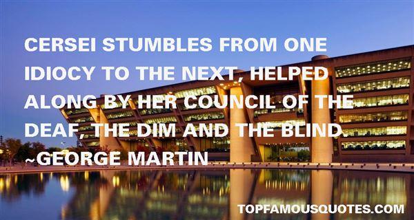 George Martin Quotes