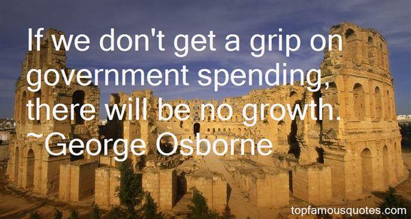 George Osborne Quotes