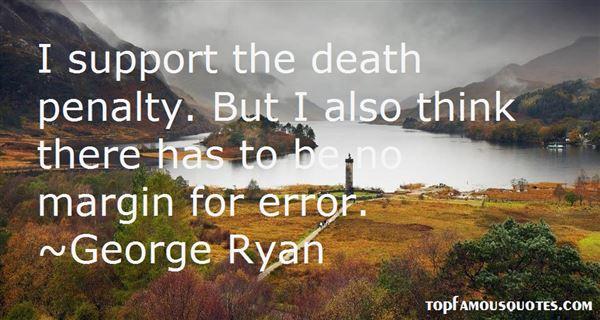 George Ryan Quotes