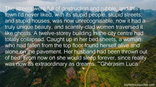 Gherasim Luca quotes