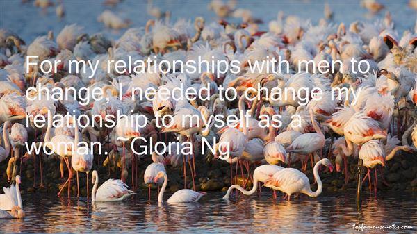 Gloria Ng Quotes