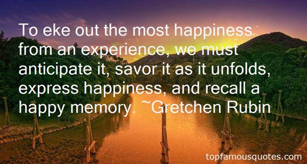 Gretchen Rubin Quotes