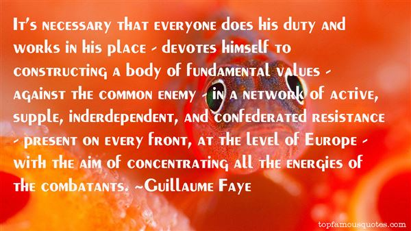 Guillaume Faye Quotes
