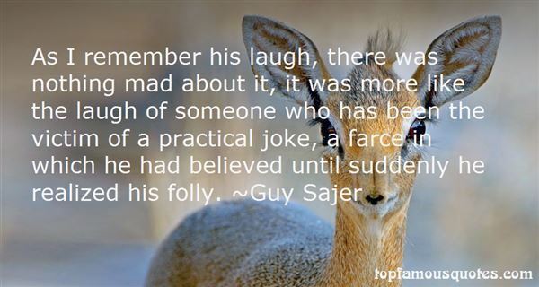 Guy Sajer Quotes