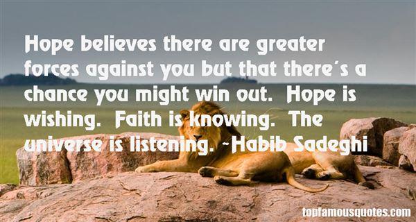 Habib Sadeghi Quotes