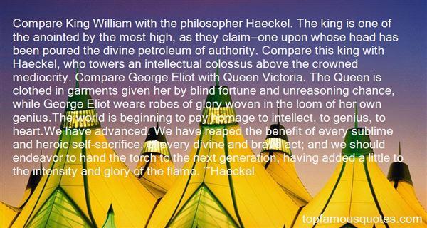 Haeckel Quotes