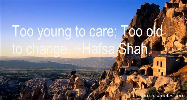 Hafsa Shah Quotes