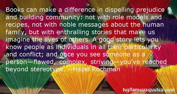Hazel Rochman Quotes