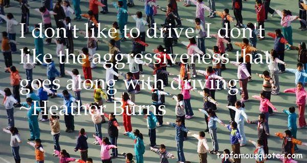 Heather Burns Quotes