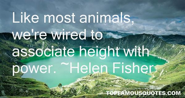 Helen Fisher Quotes