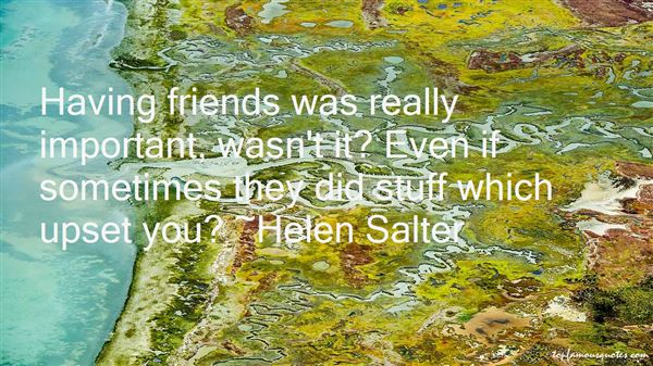 Helen Salter Quotes