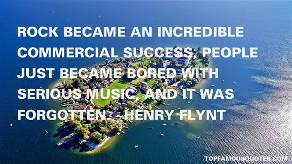 Henry Flynt Quotes