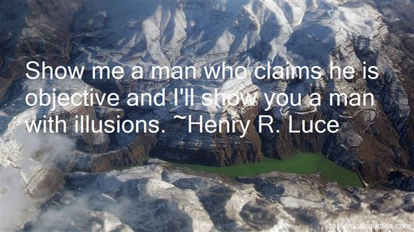 Henry R. Luce Quotes