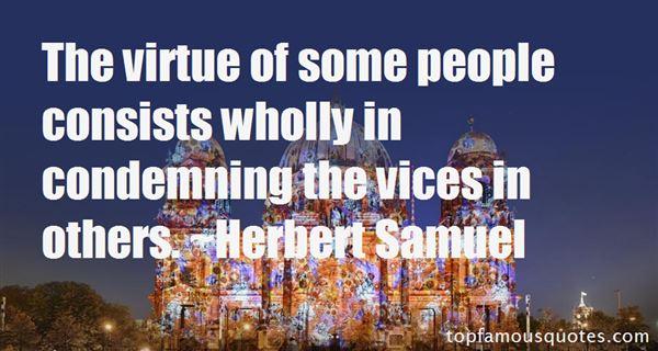 Herbert Samuel Quotes