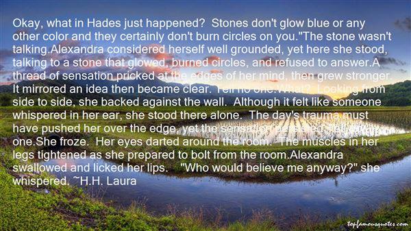 H.H. Laura Quotes