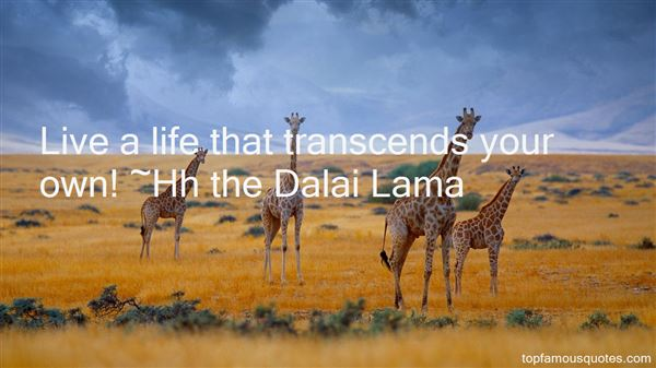 Hh The Dalai Lama Quotes