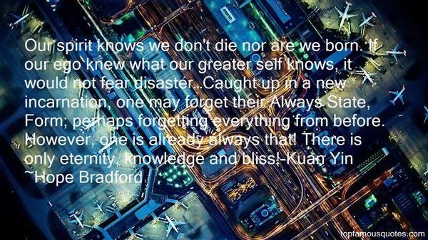 Hope Bradford Quotes