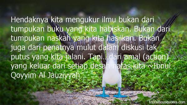 Ibnul Qoyyim Al Jauziyyah Quotes