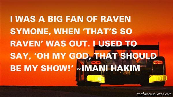 Imani Hakim Quotes